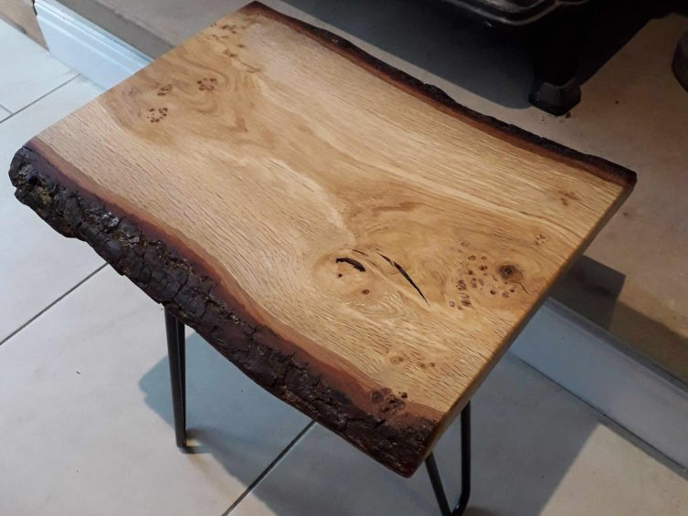 Gin / Whisky /Coffee Table Oak
