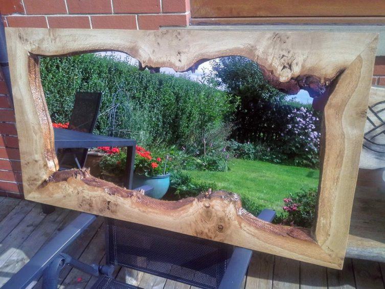 Pippy Oak Mirror 39.5″x 27.75″ PICKUP ONLY